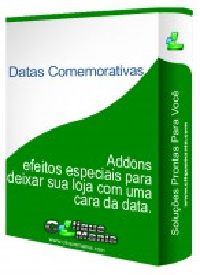 Modulo de Efeitos Especiais para Datas Comemorátivas