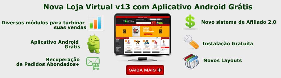 Nova loja virtual