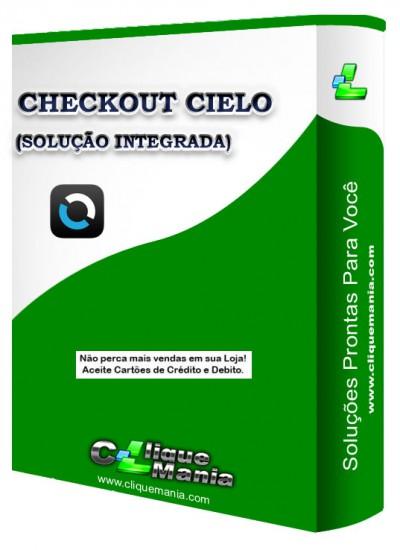 Módulo de Pagamento Checkout Cielo Integrado Antigo Buy Page Cielo Lojas Intespire híbrido