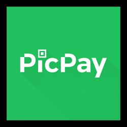 Modulo Pagamento PicPay QrCode para lojas Cliquemania