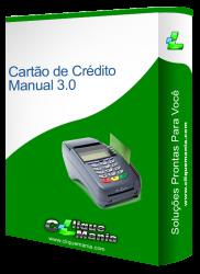 Modulo de Cartão de Crédito Manual 3.0 Interspire