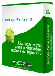 Licença extra V13